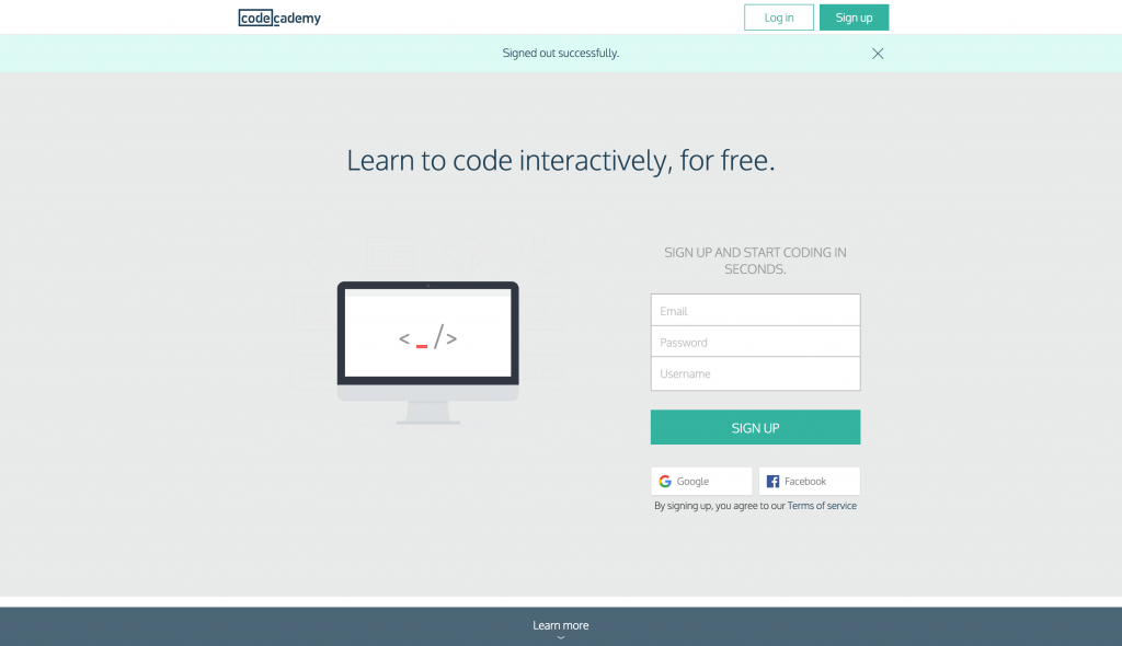 learn-to-code-codecademy