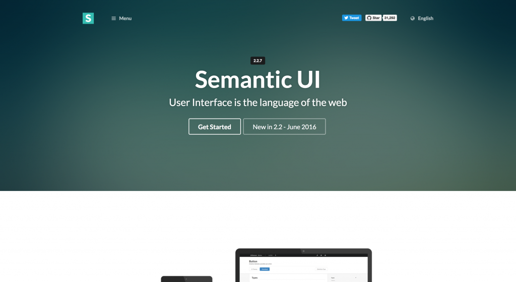 Semantic UI