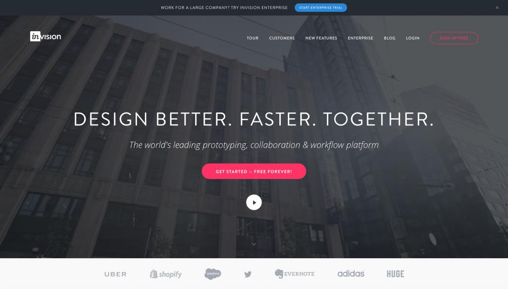 Web Design Trends  Invision