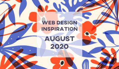 2020年8月:デザインの参考にしたいWebサイト12選