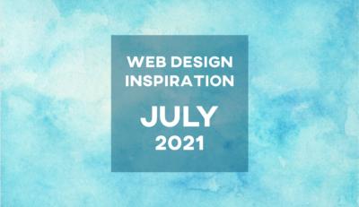 2021年7月:デザインの参考にしたいWebサイト12選