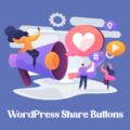 簡単!WordPressサイトにSNSシェアボタンを追加する方法
