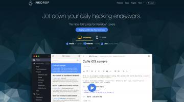 ハッカー向けノートアプリ「Inkdrop」は最高に使いやすいメモ帳ツールだった